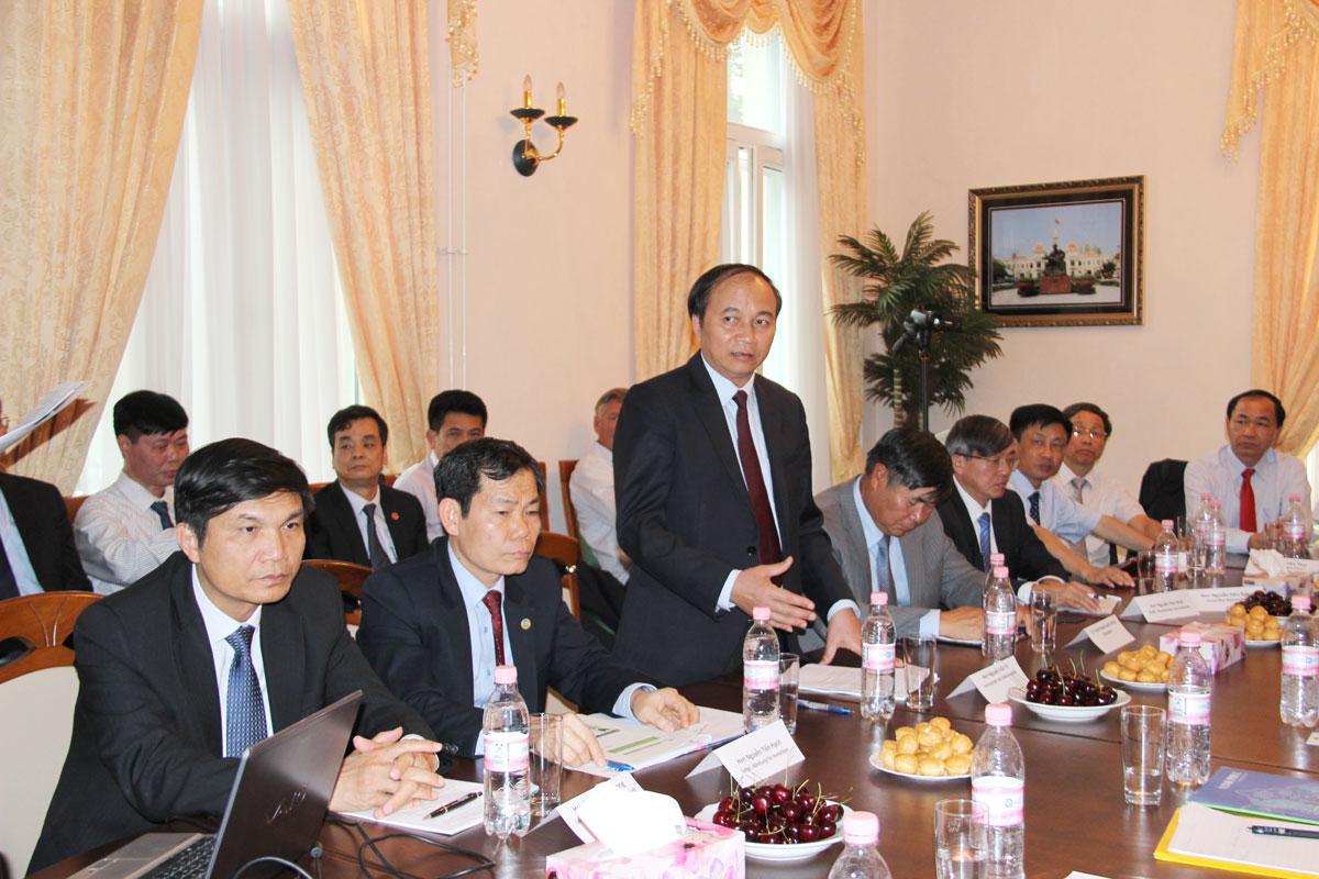 독일 기업인 베트남과 빈푹성에서 투자 관심