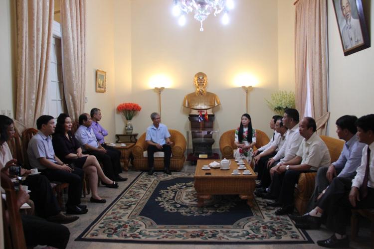 キューバにおける省の投資促進の活動