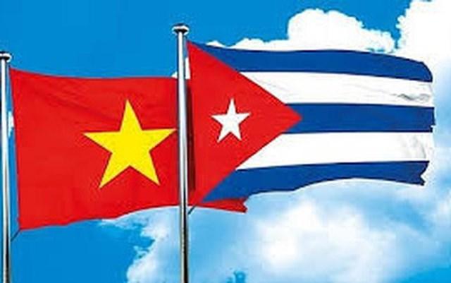 Hiệp định thương mại giữa Việt Nam và Cuba