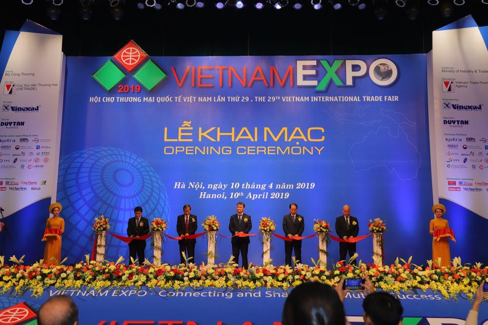 Mời tham gia Khu gian hàng Đầu tư phát triển Công nghiệp Việt Nam tại Hội chợ Vietnam Expo 2021