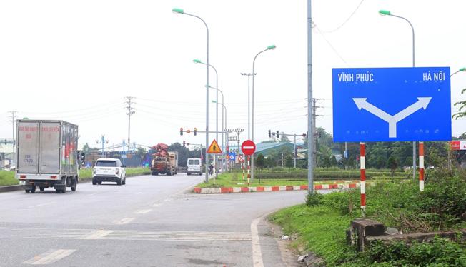 Nghiên cứu đầu tư hạ tầng kết nối thủ đô Hà Nội và tỉnh Vĩnh Phúc